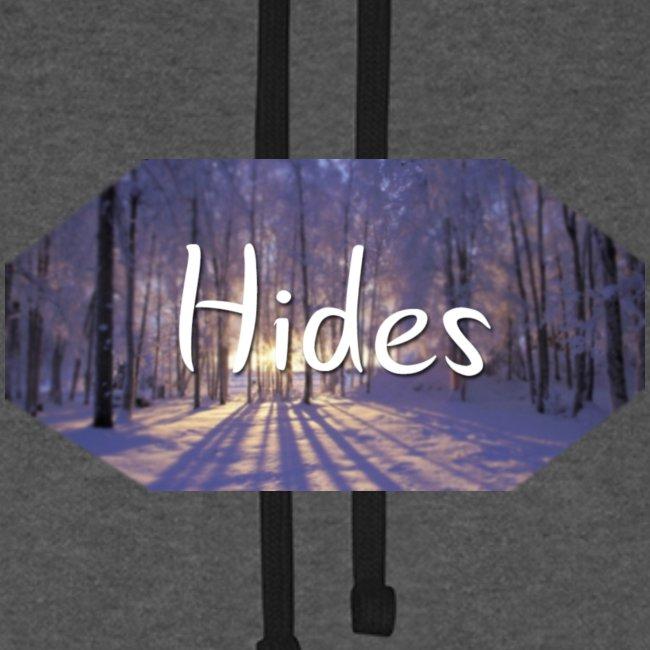 Hides Winter Woods Hoodie