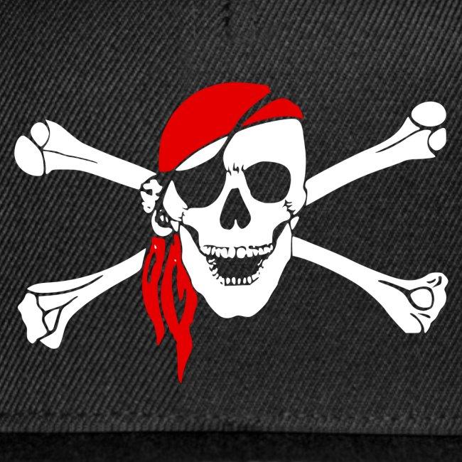 Piraat cap