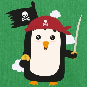 Penguin Pirate Goldcoin S7sp3 Bags & Backpacks - Shoulder Bag made from recycled material