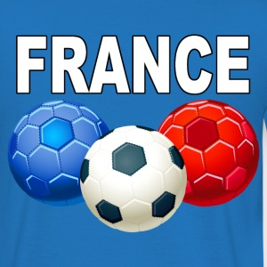 football france 18 Tee shirts - T-shirt Homme