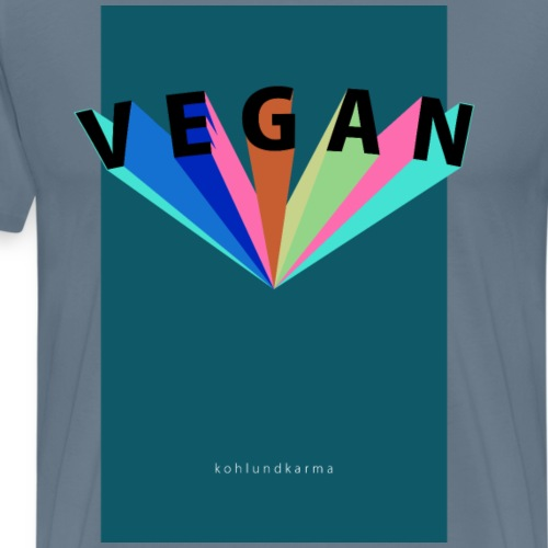 VEGAN Future Rainbow