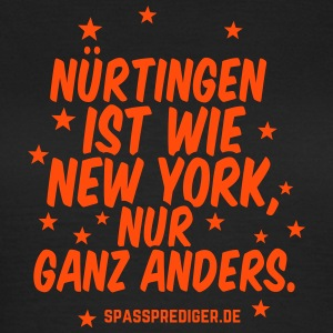 Nürtingen T-Shirts - Frauen T-Shirt