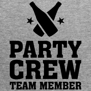 Party Crew Team Member partys birthday jubilee Caps & Hats - Jersey Beanie