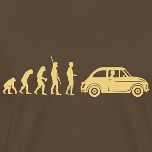 Evolution Oltimer 500 T-Shirts - Men's Premium T-Shirt