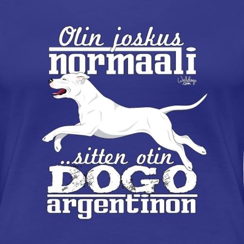 argentinonormaali