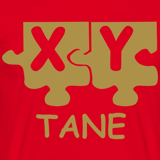 Rouge X tattoo puzzle 088 T-shirts