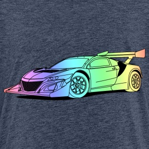Concept Car Colourful Shirts - Teenage Premium T-Shirt