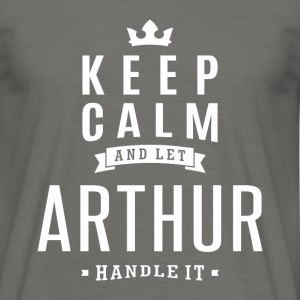Let Arthur Handle It! - Men's T-Shirt