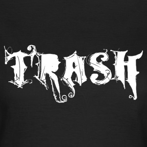 TRASH ROCK T-Shirts - Frauen T-Shirt