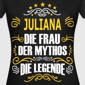 JULIANA T-Shirts - Frauen T-Shirt
