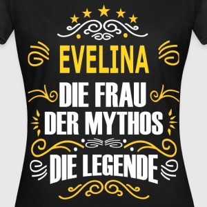 EVELINA T-Shirts - Frauen T-Shirt