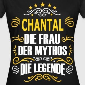 CHANTAL T-Shirts - Frauen T-Shirt