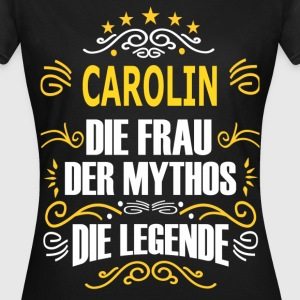 CAROLIN T-Shirts - Frauen T-Shirt
