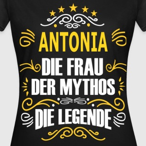 ANTONIA T-Shirts - Frauen T-Shirt