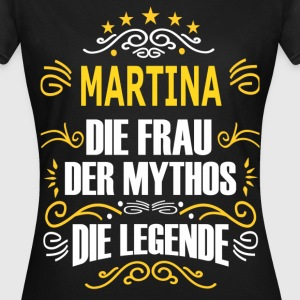 MARTINA T-Shirts - Frauen T-Shirt