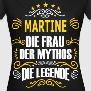 MARTINE T-Shirts - Frauen T-Shirt