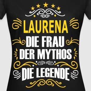 LAURENA T-Shirts - Frauen T-Shirt