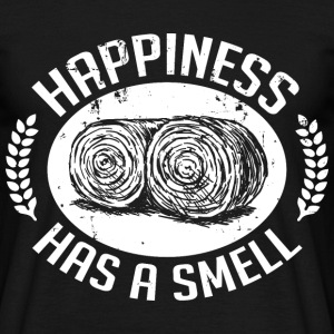 Happiness has a smell T-Shirts - Männer T-Shirt