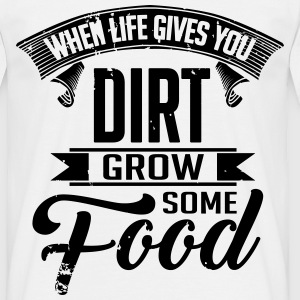 Grow some food T-Shirts - Männer T-Shirt