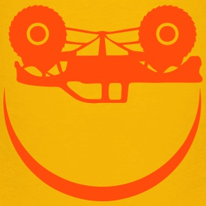 monster truck smiley sourire smile Tee shirts - T-shirt Premium Enfant