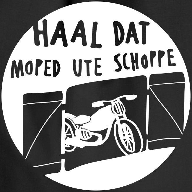moped - turnbeutel
