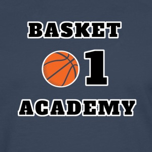 Basket Academy Long sleeve shirts - Men's Premium Longsleeve Shirt