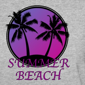 Summer Beach T-Shirts - Frauen Bio-T-Shirt