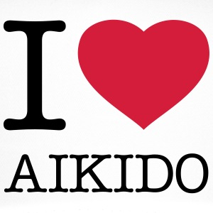 I LOVE AIKIDO - Trucker Cap