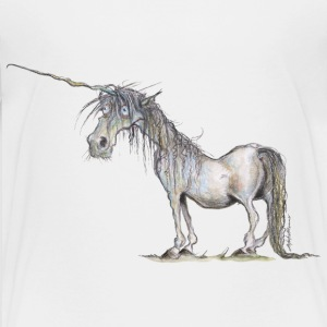 The Last Unicorn - Teenage Premium T-Shirt