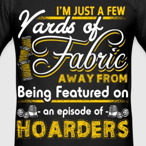 Episode of hoarders sewing - EN T-shirts - Herre Slim Fit T-Shirt