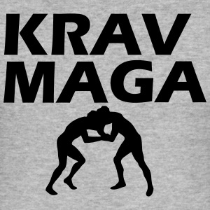 kravmaga T-shirts - slim fit T-shirt