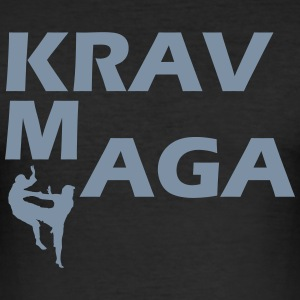 krav maga T-shirts - slim fit T-shirt