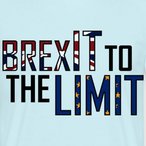 Brexit 1 T-Shirts - Men's T-Shirt