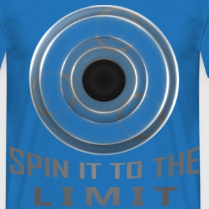 Spin it to the Limit T-Shirts - Männer T-Shirt