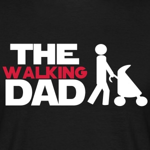 the walking dad Tee shirts - T-shirt Homme
