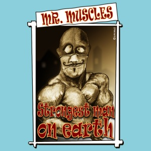 Mr muscles