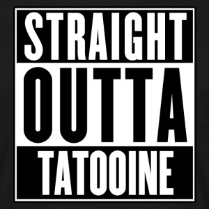 Straight Outta Tatooine - T-shirt - Men's T-Shirt