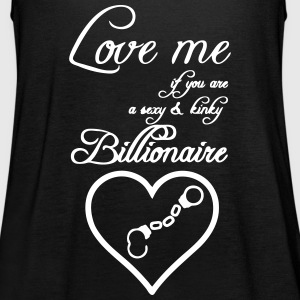 Billionaire Love Tops - Frauen Tank Top von Bella