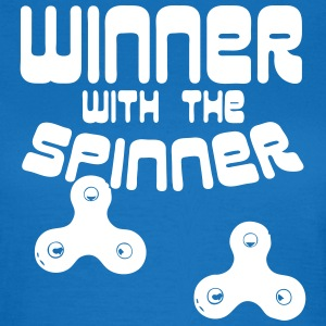 Winner with the Spinner T-Shirts - Frauen T-Shirt