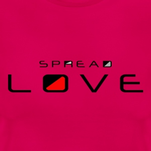 Amour / Spread Love - T-shirt Femme