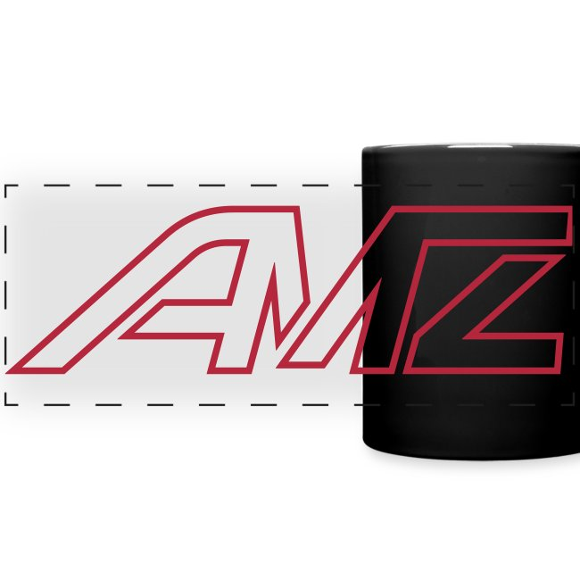 AMZ Tasse black