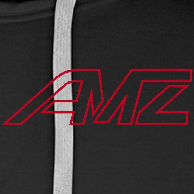 AMZ Driverless Hoodie black
