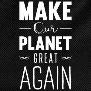 make our planet great aga Bolsas y mochilas - Mochila infantil