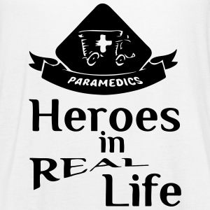 Heroes in Real Life (Sanitäter - Paramedics) Tops - Women's Tank Top by Bella