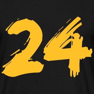 Brushed 24 T-Shirts - Männer T-Shirt