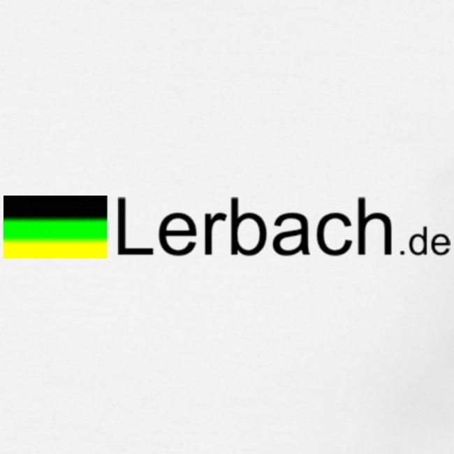Logo vorn, eigener Text hnten; grau