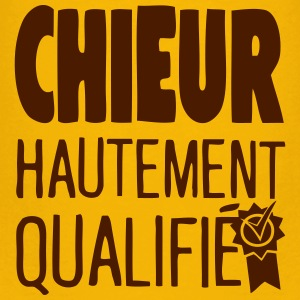 chieur hautement qualifiee citation Tee shirts - T-shirt Premium Enfant