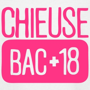 chieuse bac 18 citation humour provocate Tee shirts - T-shirt Enfant