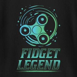 Fidget legend - fidget spinner Baby Long Sleeve Shirts - Baby Long Sleeve T-Shirt