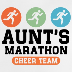 Aunts Marathon Cheer Team Baby T-Shirts - Baby T-Shirt